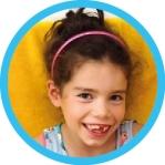 Mathilde – élève en classe de CP